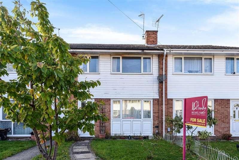 3 Bedrooms Terraced House for sale in Reynards Close, Winnersh, RG41 5NT