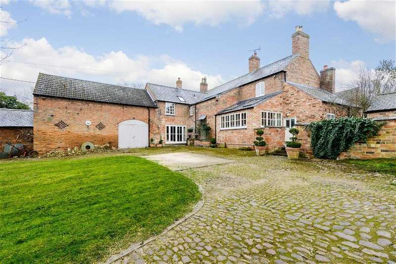5 Bedrooms Unique Property for sale in Post Office Lane, Newton Harcourt, Leicester