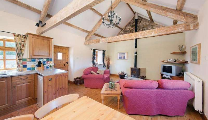 2 Bedrooms Cottage House for sale in Elishaw Moor Cottage