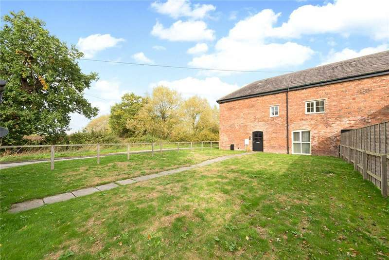 4 Bedrooms Terraced House for sale in Ridley Wood Court, Ridley Wood, Wrexham, Clwyd, LL13