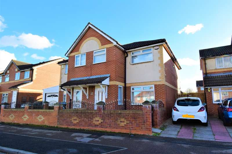 3 Bedrooms Semi Detached House for sale in , Glentworth Avenue, Middlesbrough, TS30QH