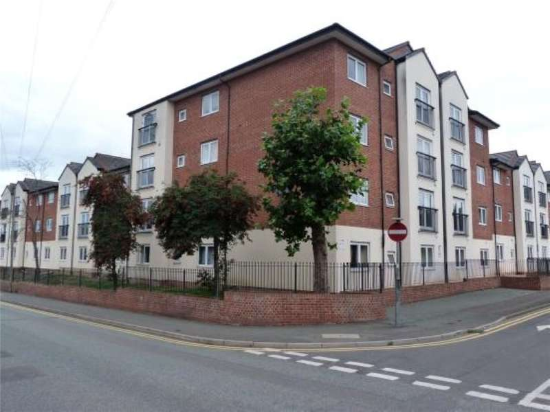 2 Bedrooms Flat for sale in 46 Delamere Court, St Marys Street, Crewe, Cheshire