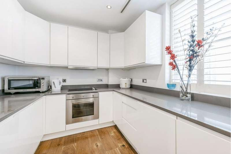 1 Bedroom Flat for sale in Barter Street, Covent Garden, WC1A