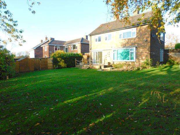 5 Bedrooms Detached House for sale in CLIFTON SQUARE, PETERLEE, PETERLEE