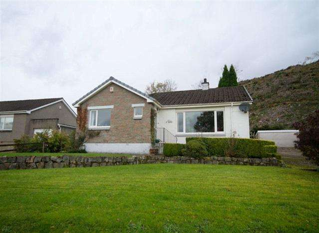 3 Bedrooms Detached Bungalow for sale in Malin, Minard, By Inveraray, PA32 8YB