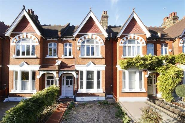4 Bedrooms Terraced House for sale in Turney Road, Dulwich