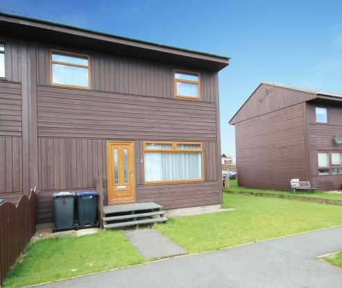 2 Bedrooms Semi Detached House for sale in Golf Road, Peterhead, Aberdeenshire, AB42 0QF