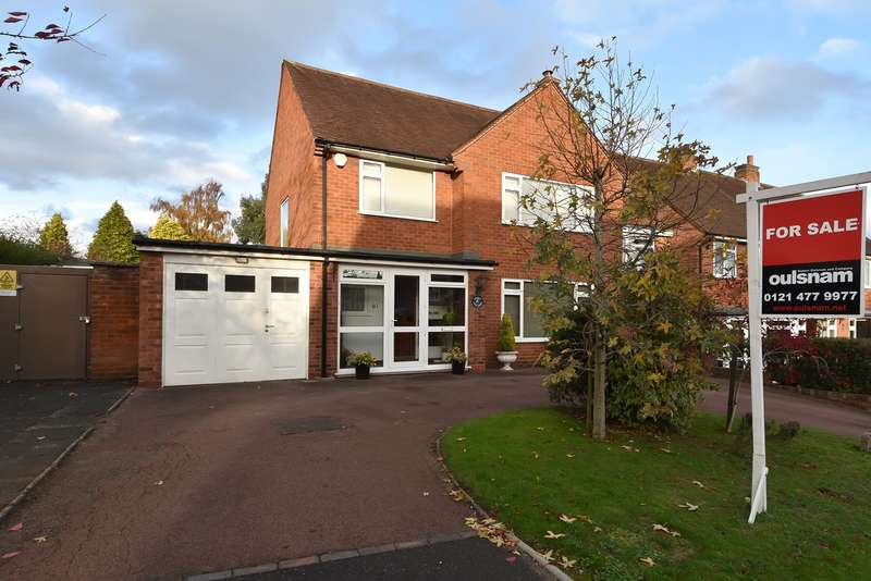 3 Bedrooms Detached House for sale in Bryony Road, Bournville Village Trust, Selly Oak, B29