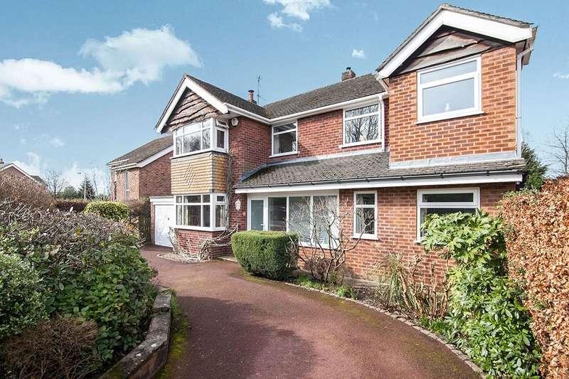 4 Bedrooms Detached House for sale in Dale Road, Marple, Stockport, SK6
