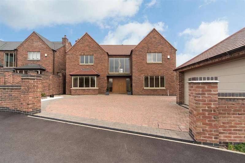 5 Bedrooms Detached House for sale in High Court Drive, Keyworth, Nottingham