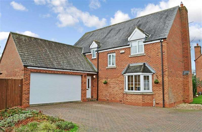 4 Bedrooms Detached House for sale in North Kilworth