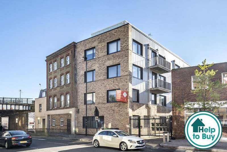 2 Bedrooms Flat for sale in Coldharbour Lane Stockwell SW9