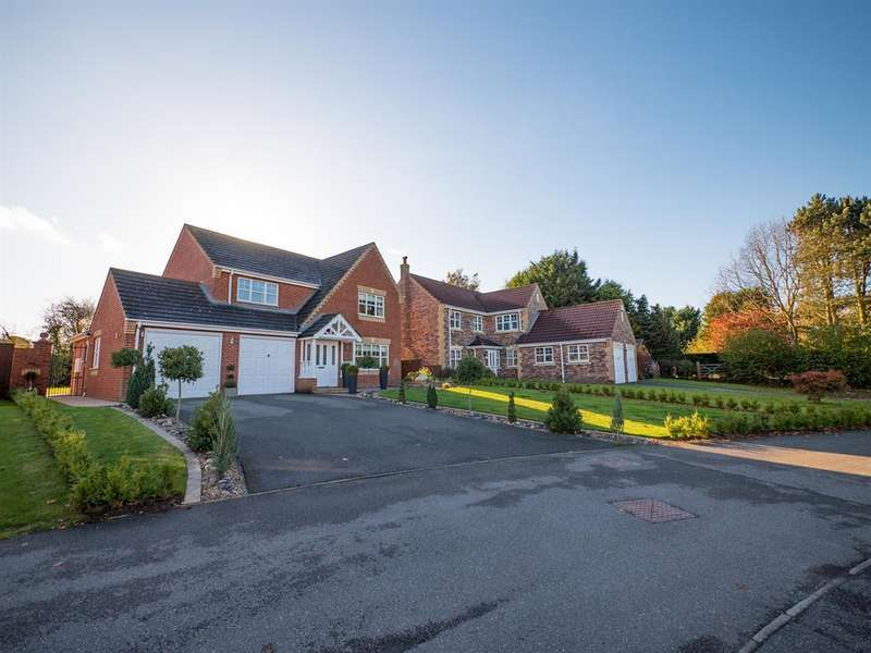 3 Bedrooms Detached House for sale in Albany Close, Louth, LN11 8EA