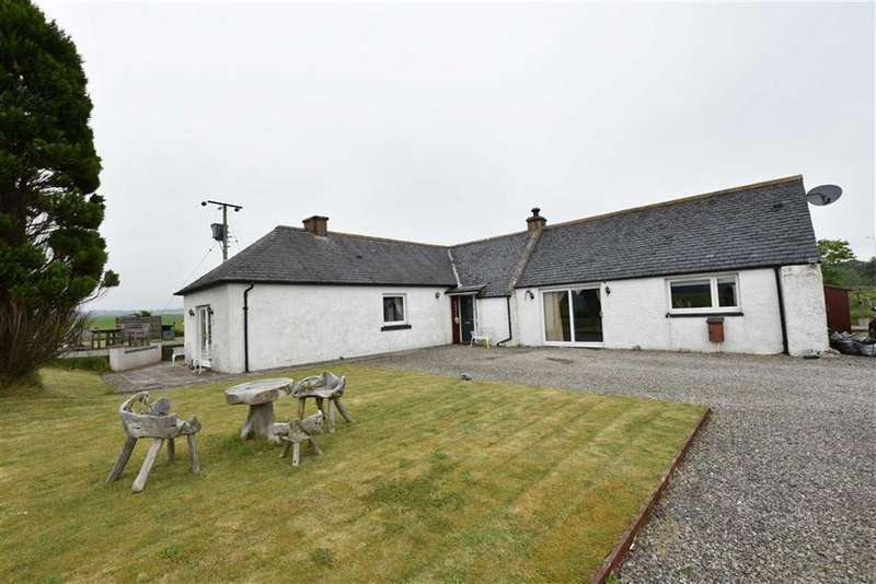 3 Bedrooms Cottage House for sale in Aldie, Tain