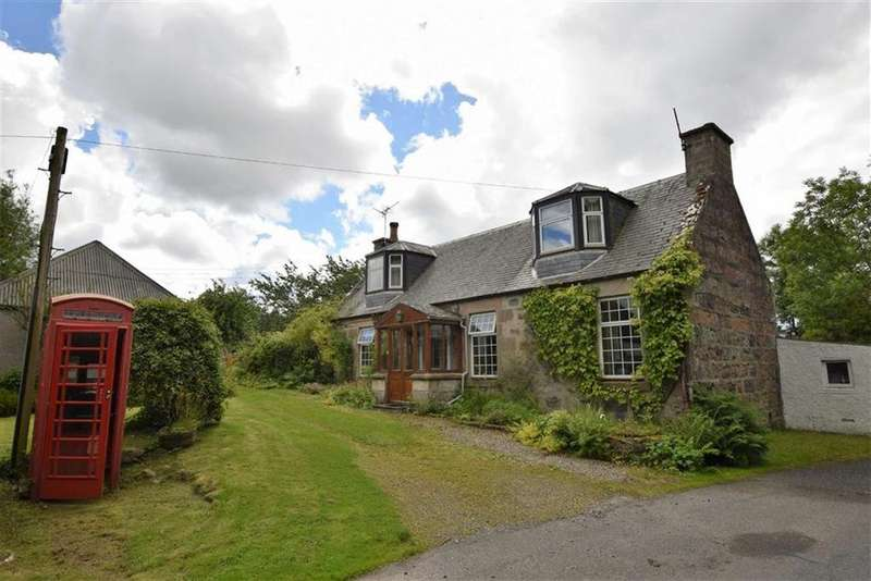3 Bedrooms Cottage House for sale in Littlemill, Nairn