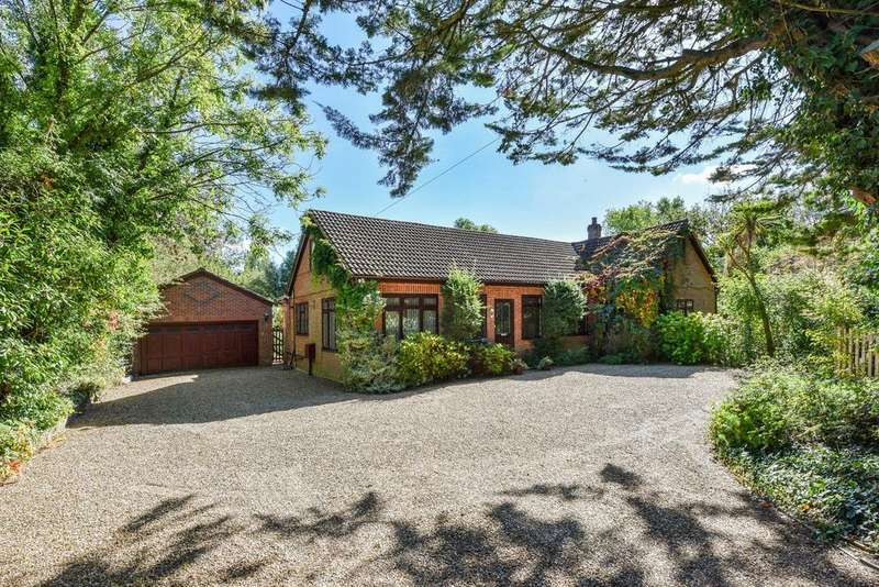 6 Bedrooms Detached Bungalow for sale in FURZELEY ROAD, DENMEAD