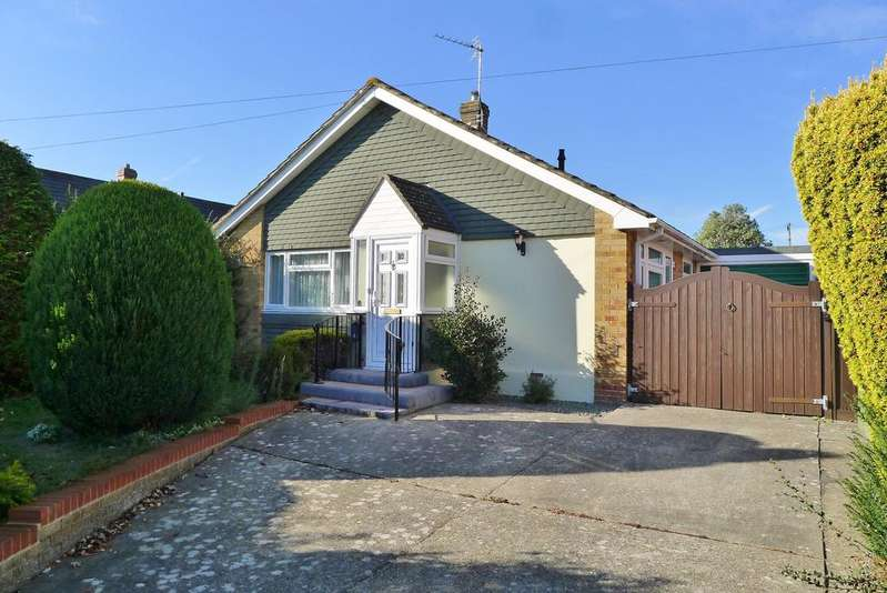 3 Bedrooms Detached Bungalow for sale in LONGMYND DRIVE, FAREHAM