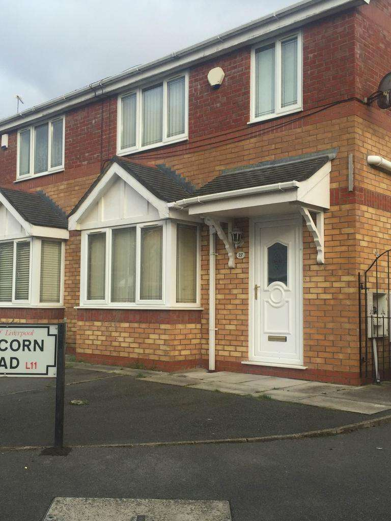 2 Bedrooms House for sale in Unicorn Road, Liverpool L11