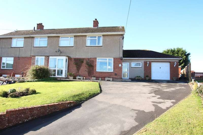 3 Bedrooms Semi Detached House for sale in Highfields, Stanton Drew, Bristol, BS39