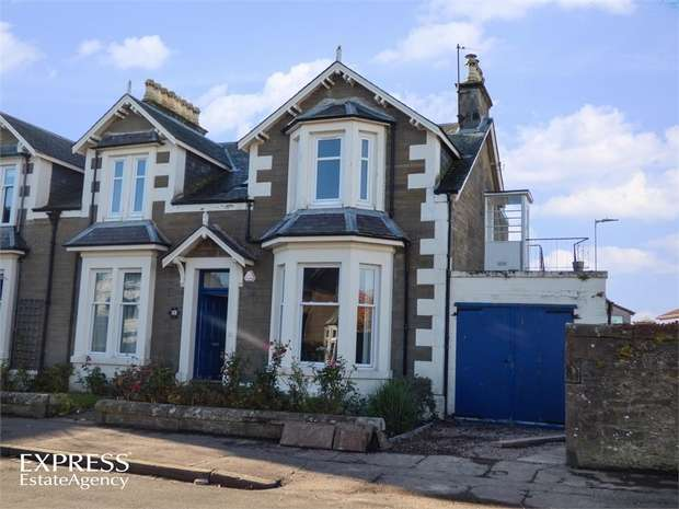 2 Bedrooms Flat for sale in Grove Road, Broughty Ferry, Dundee, Angus