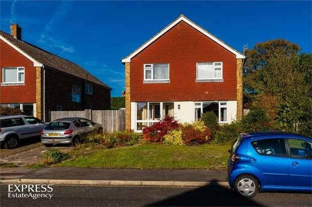 6 Bedrooms Detached House for sale in Foalhurst Close, Tonbridge, Kent