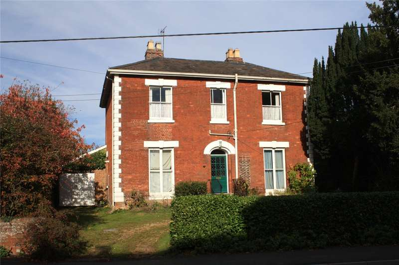 4 Bedrooms Detached House for sale in Winchester Road, Romsey, Hampshire, SO51