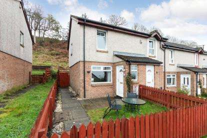 2 Bedrooms Terraced House for sale in Woodcroft Avenue, Largs