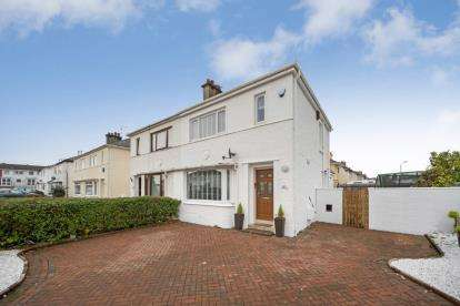 3 Bedrooms Semi Detached House for sale in Penilee Road, Ralston