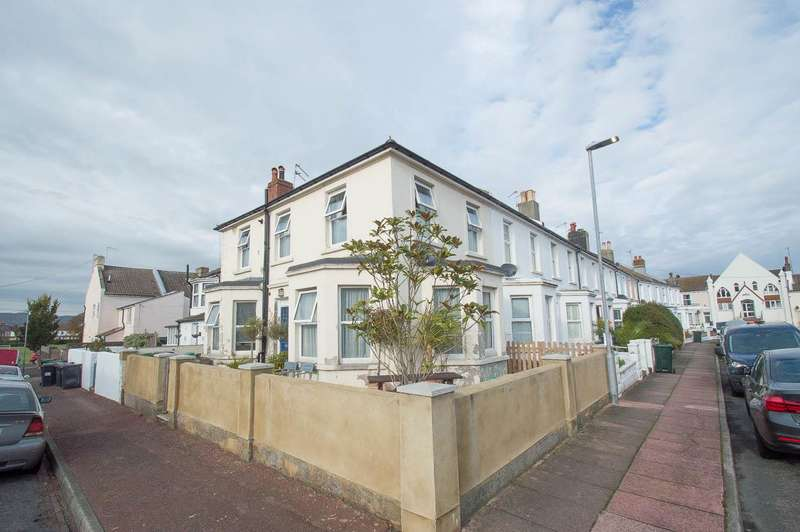 2 Bedrooms End Of Terrace House for sale in Barden Road, Eastbourne