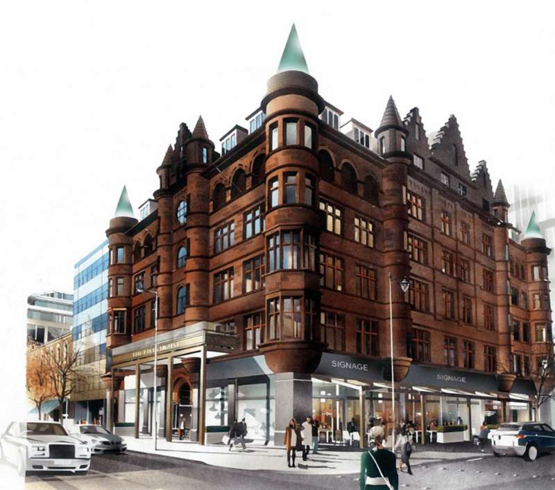 1 Bedroom Apartment Flat for sale in Reference: 84521, Donegall Square, Belfast