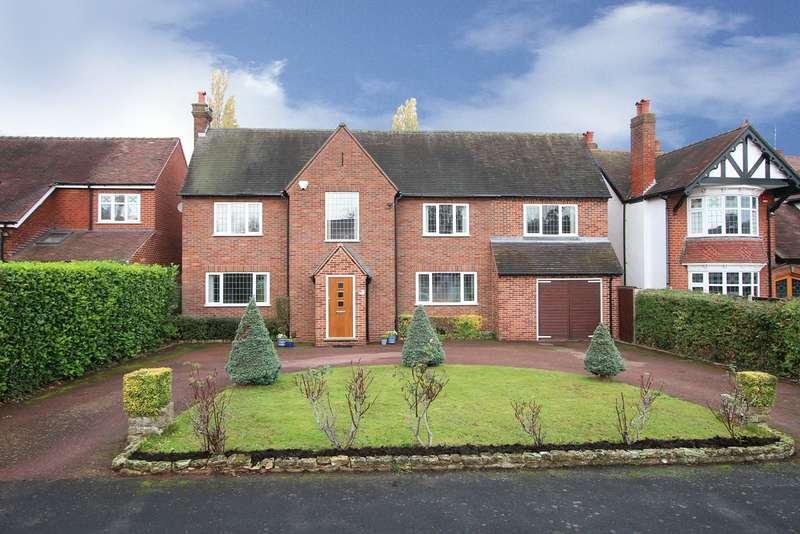 5 Bedrooms Detached House for sale in Sandy Road, Norton, Stourbridge, DY8