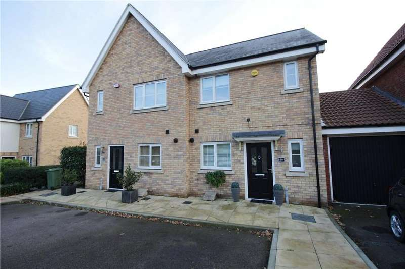 2 Bedrooms House for sale in Leinster Road, Basildon, Essex, SS15