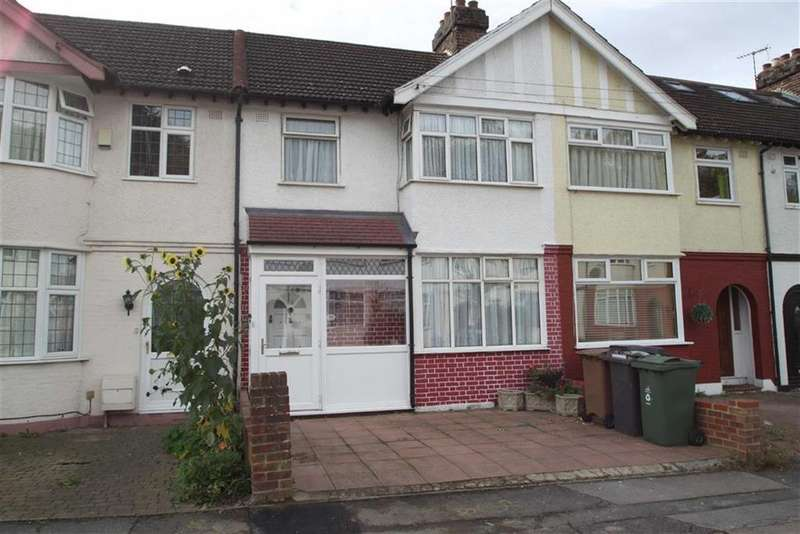 3 Bedrooms Terraced House for sale in Alpha Road, Chingford