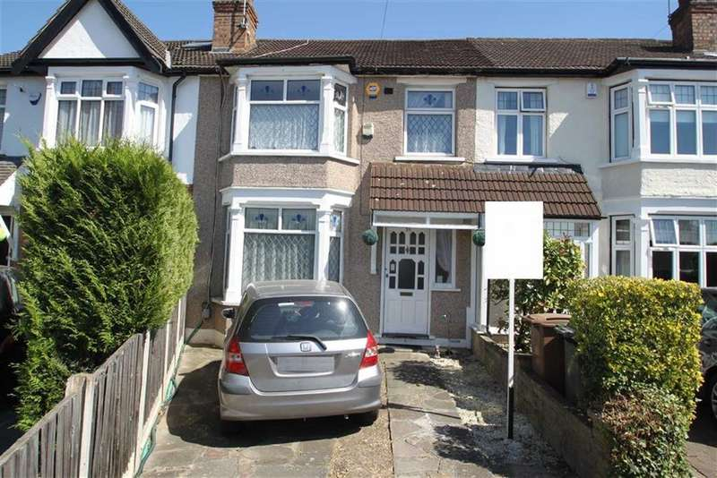 3 Bedrooms Terraced House for sale in Marmion Close, Chingford