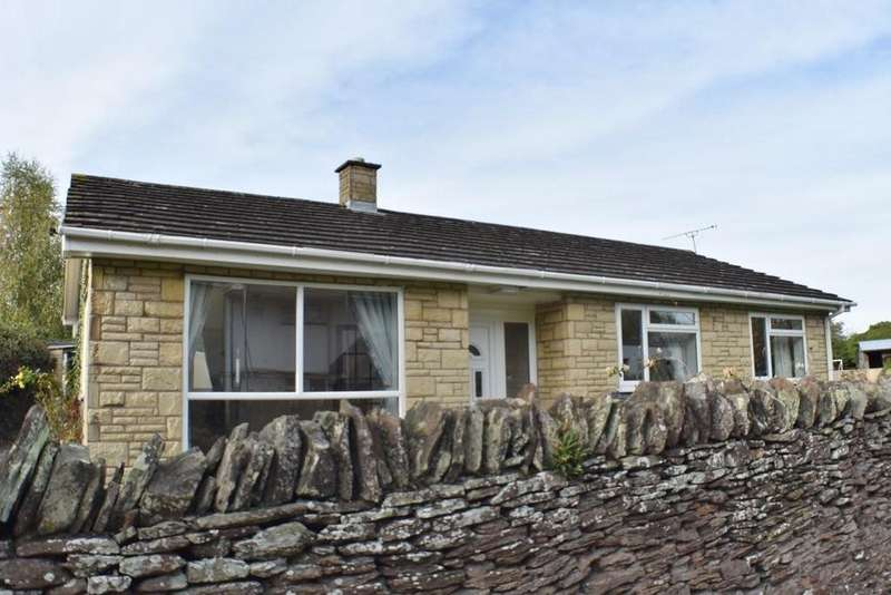 3 Bedrooms Detached Bungalow for sale in Church Road, Frampton Cotterell
