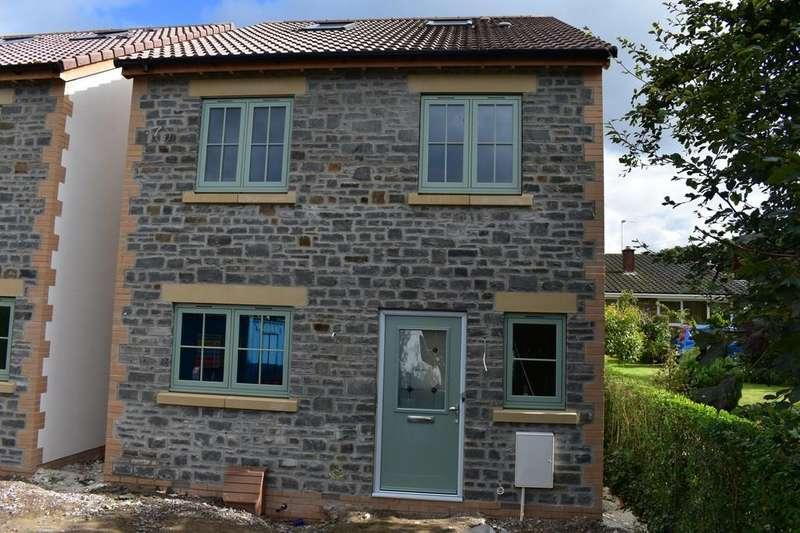 4 Bedrooms Detached House for sale in Badminton Road, Frampton Cotterell, Bristol