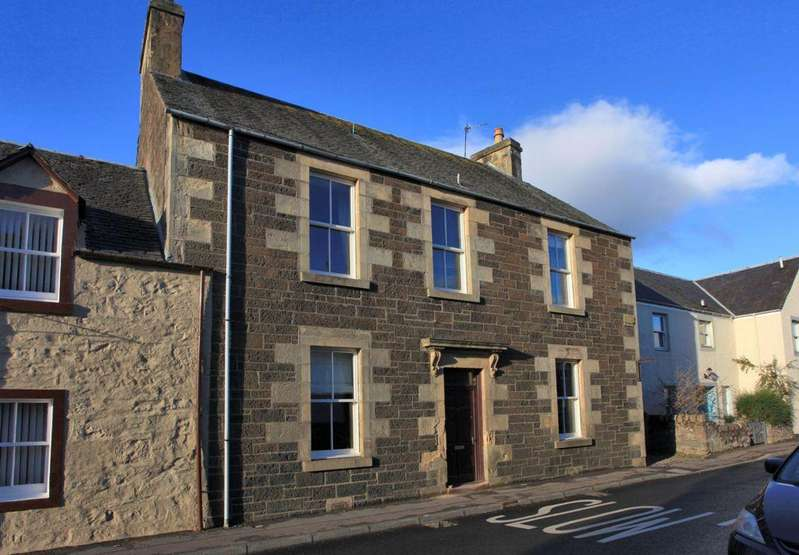 4 Bedrooms Semi Detached House for sale in Woodview, Burrell Street, Comrie, PH6 2JP
