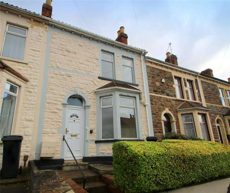 2 Bedrooms Terraced House for sale in Highworth Road, St Annes Park, BRISTOL, BS4