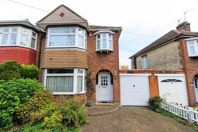 3 Bedrooms End Of Terrace House for sale in Balliol Avenue, Highams Park, E4