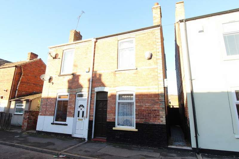 2 Bedrooms Semi Detached House for sale in Albany Street, Gainsborough