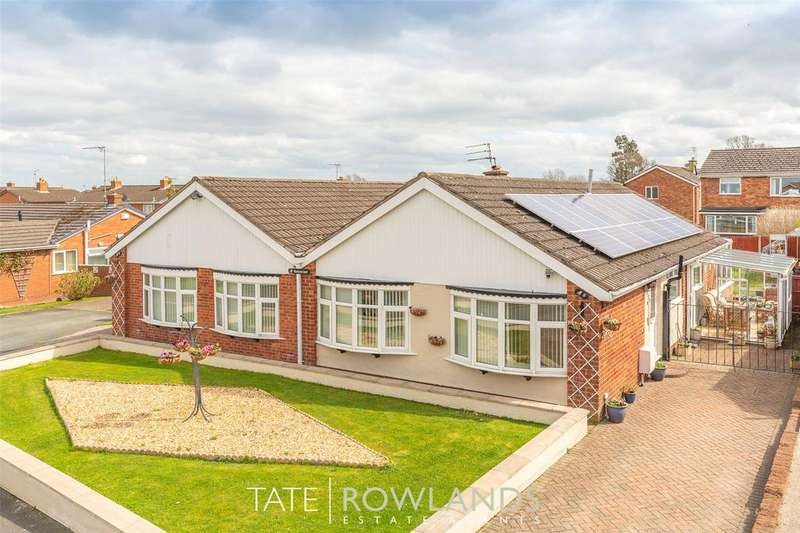 6 Bedrooms Detached Bungalow for sale in Wirral View, Connah's Quay, Deeside, CH5
