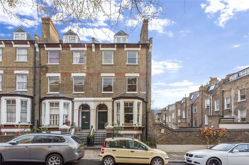 5 Bedrooms End Of Terrace House for sale in Ospringe Road, Kentish Town, London