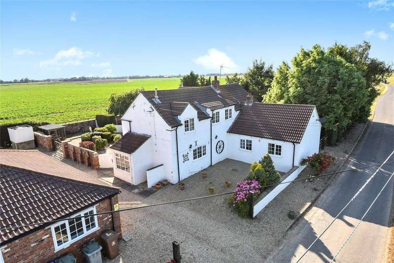 4 Bedrooms Detached House for sale in Mill Lane, Fosdyke, PE20
