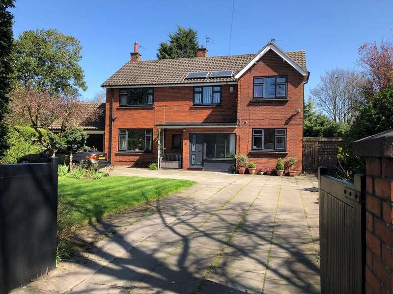 4 Bedrooms Detached House for sale in St Helens Road, Ormskirk