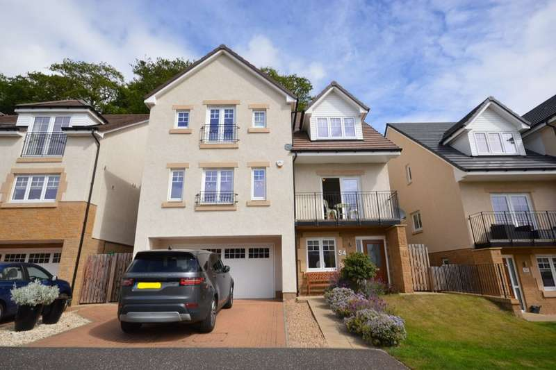 5 Bedrooms Detached House for sale in Inchgarvie Avenue, Burntisland, KY3
