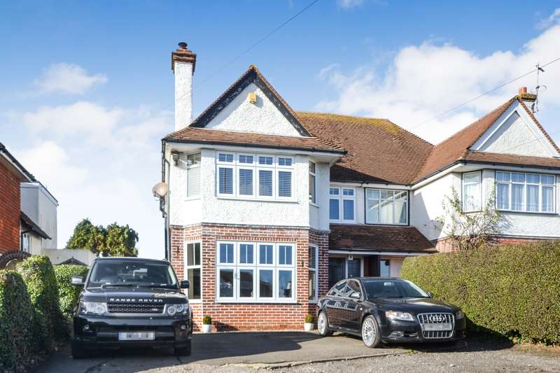 4 Bedrooms House for sale in Eastbourne Road, Willingdon, BN20
