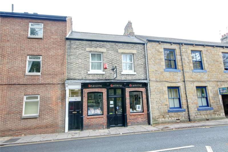3 Bedrooms Flat for sale in Church Street, Durham City, DH1