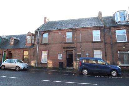 3 Bedrooms Flat for sale in Loudoun Road, Newmilns