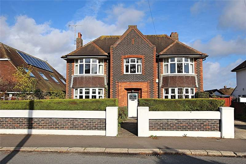 7 Bedrooms Detached House for sale in St Lawrence Avenue, Worthing, West Sussex, BN14