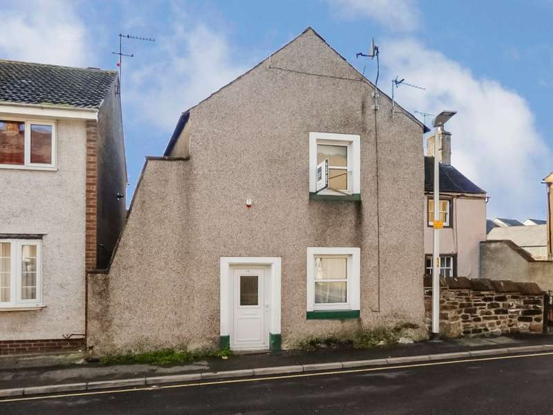 2 Bedrooms End Of Terrace House for sale in 12 Foster Street, Penrith, Cumbria